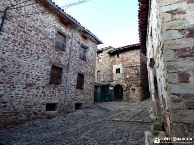 Siete Villas - Alto Najerilla, La Rioja;viaje organizado madrid escapadas cerca de madrid un dia